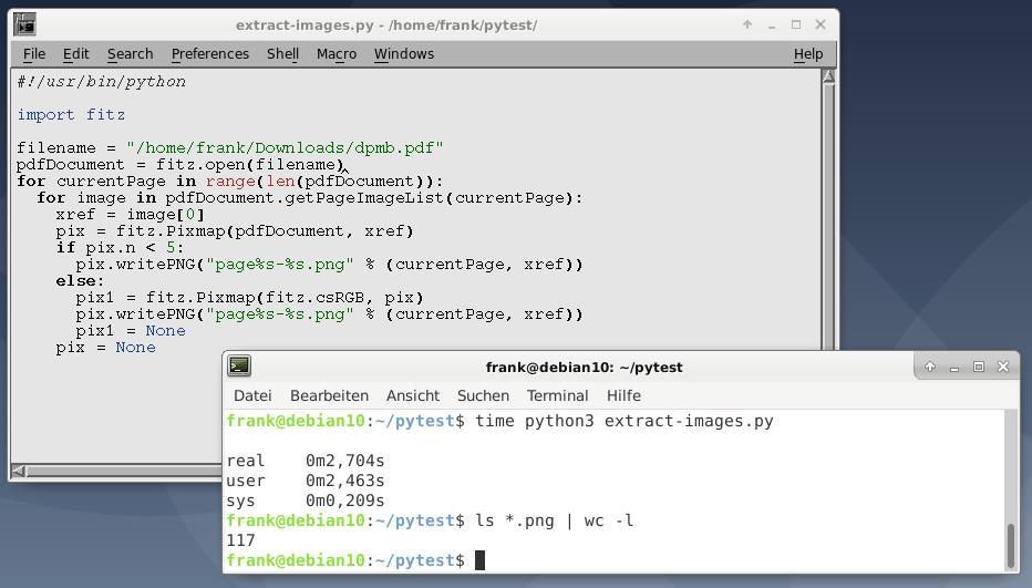 Python操作PDF-文本和图片提取(使用PyPDF2和PyMuPDF)